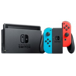 NINTENDO SWITCH AZUL...