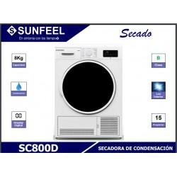 SECADORA SUNFEEL SC800D...