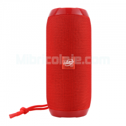 ALTAVOZ BLUETOOTH ROJO...