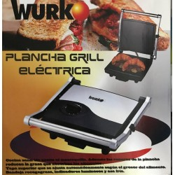 PLANCHA GRILL ELECTRICA...