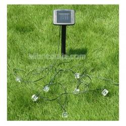 LAMPARA LUZ SOLAR LED...