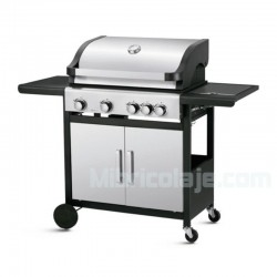 BARBACOA A GAS INOX 5...