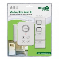 KIT ALARMA HOMEGUARD PANEL...