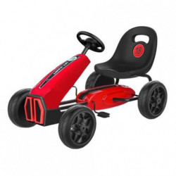 KART PEDALES BOLID RED...
