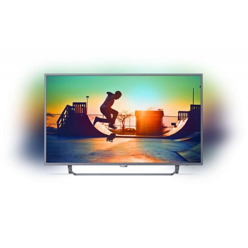 televisor led smart tv de 55 pulgadas philips 55pus6272 12 smart tv wifi directo 4k. Black Bedroom Furniture Sets. Home Design Ideas
