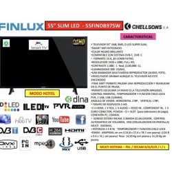 TELEVISOR SMART TV FINLUX...