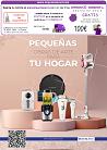 Catálogo de pequeños electrodomésticos