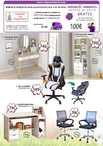 Catálogo de muebles para el hogar, dormitorio, salones